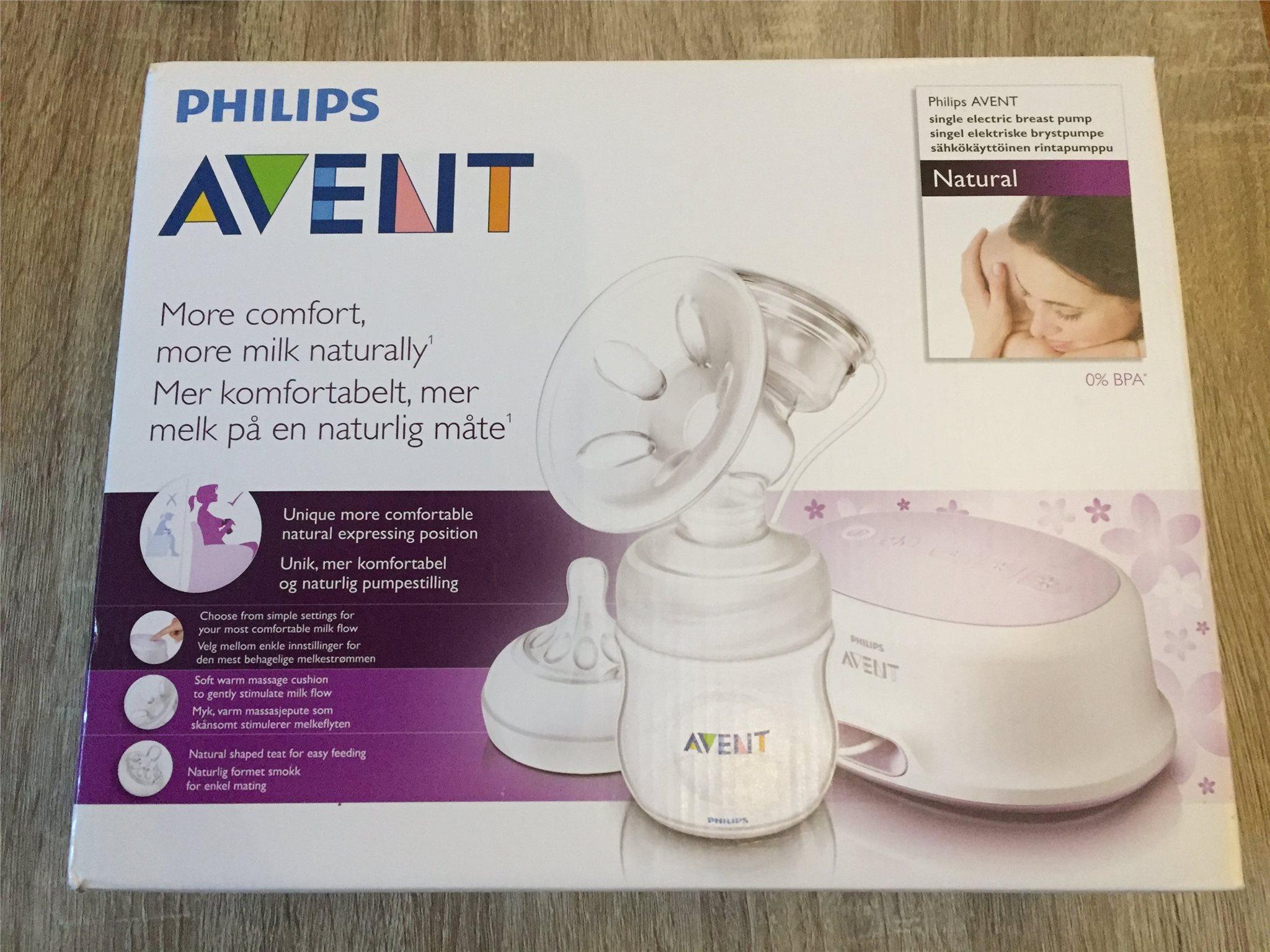 Philips Avent Elektrisk Bröstpump!!! (332758467) ᐈ Köp på Tradera 0f349824ba42b
