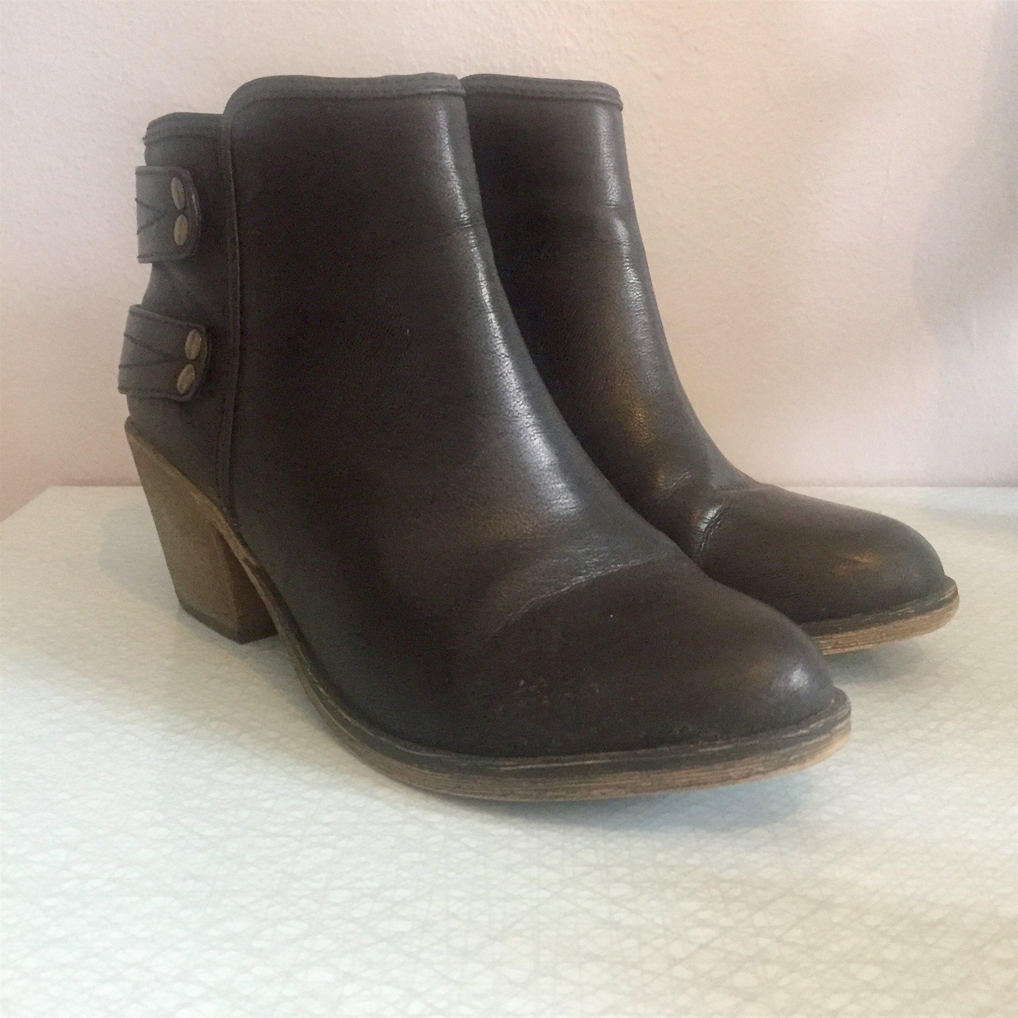 Din sko Dinsko kängor svarta stövletter boots k.. (339181536) ᐈ Köp ... a3a835ff91b99