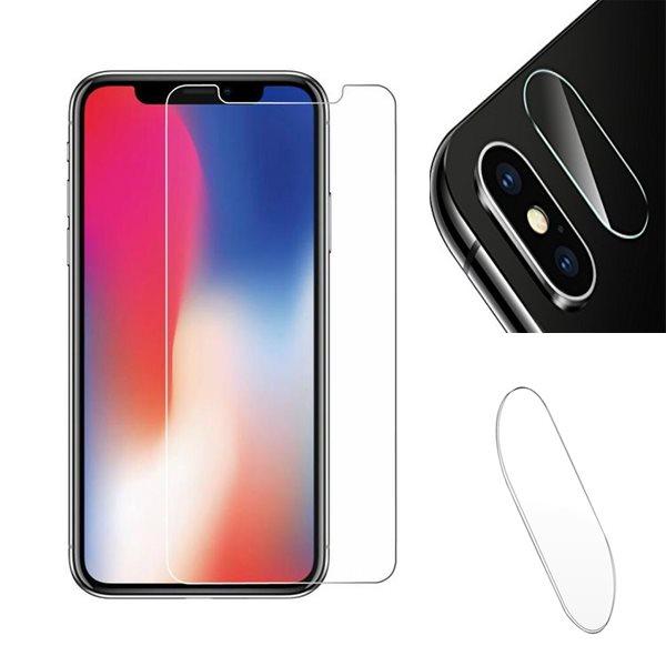 iPhone X XS härdat glas INK KAM.. (325064777) ᐈ TeknikGigantenSe på ... 1eb991366b590