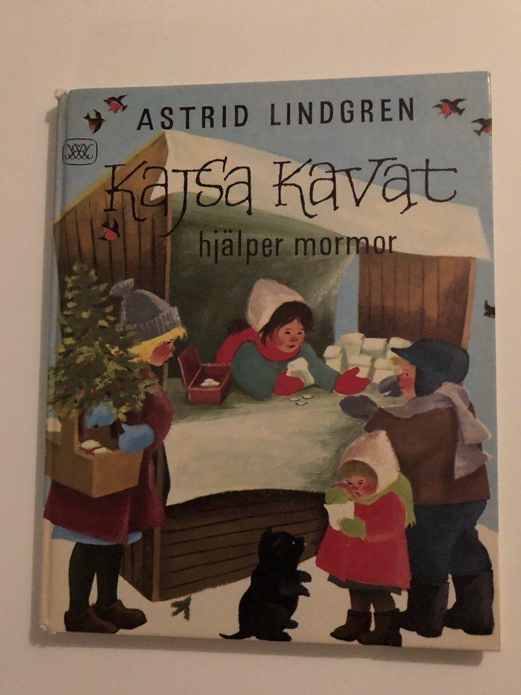 1c1c5de0639 Astrid Lindgren. Kajsa Kavat hjälper mormor (341105487) ᐈ Köp på ...