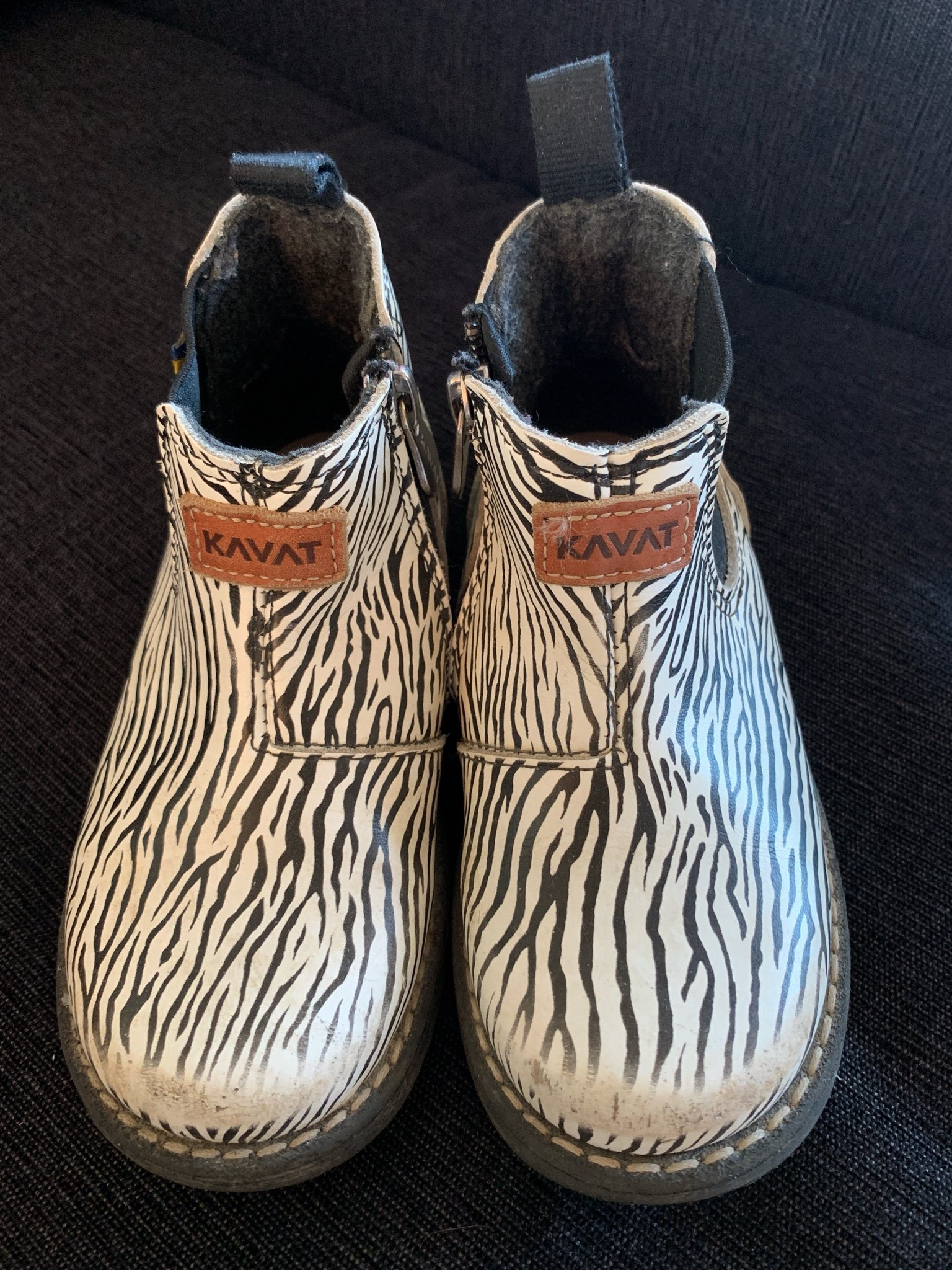 107342 86 Nymölla XC White Multi Zebra