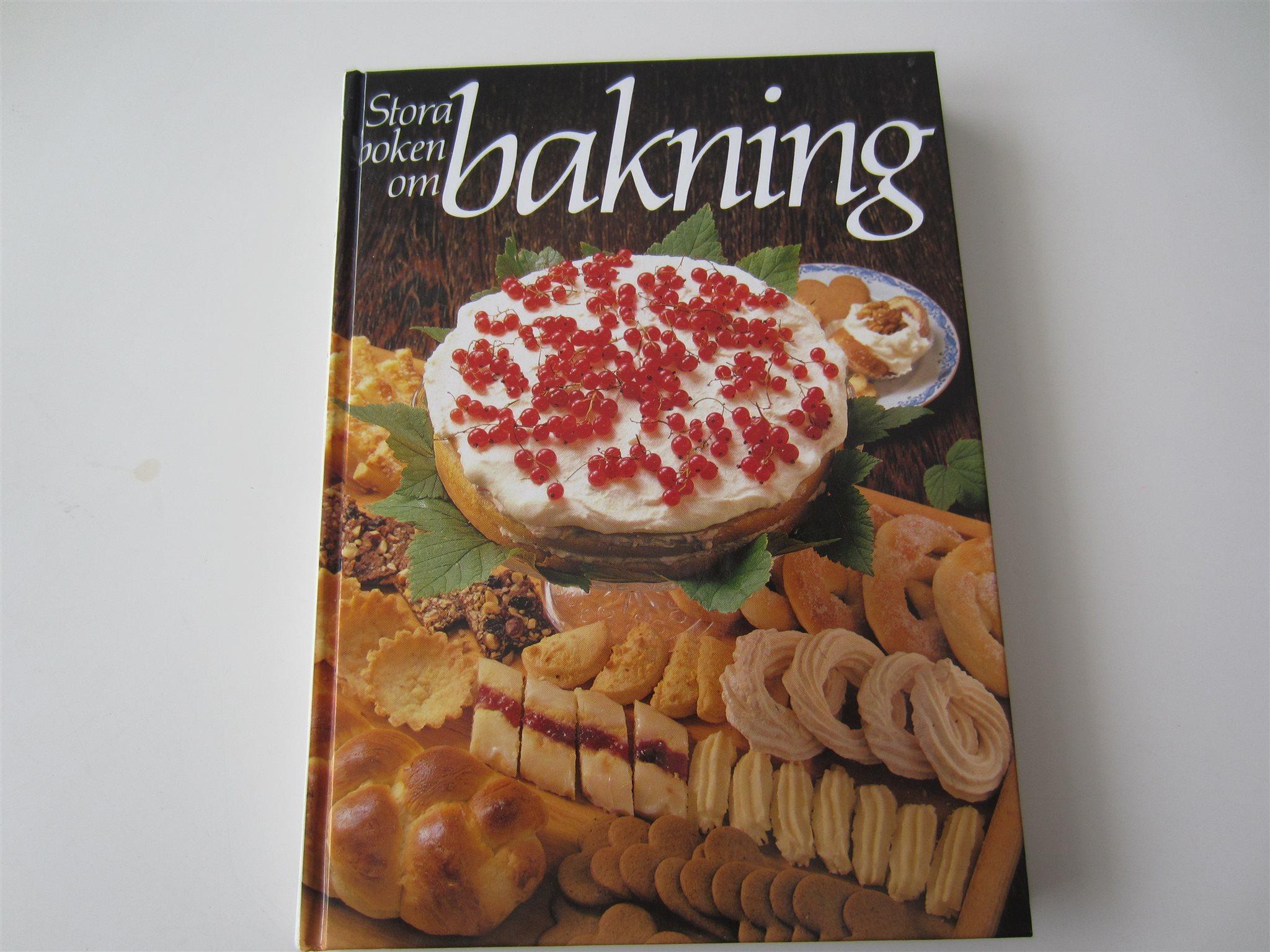 stora boken om glutenfri bakning