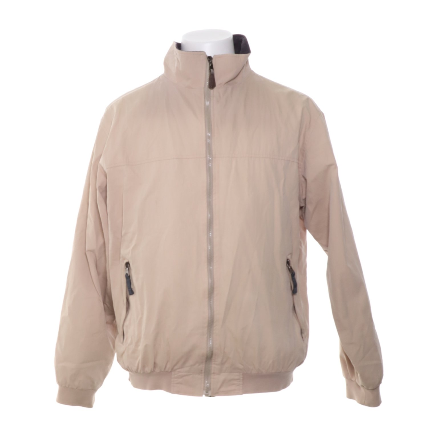 PL Expedition, Jacka, Strl: L, Beige, Bomull/Polyamid/Polyester