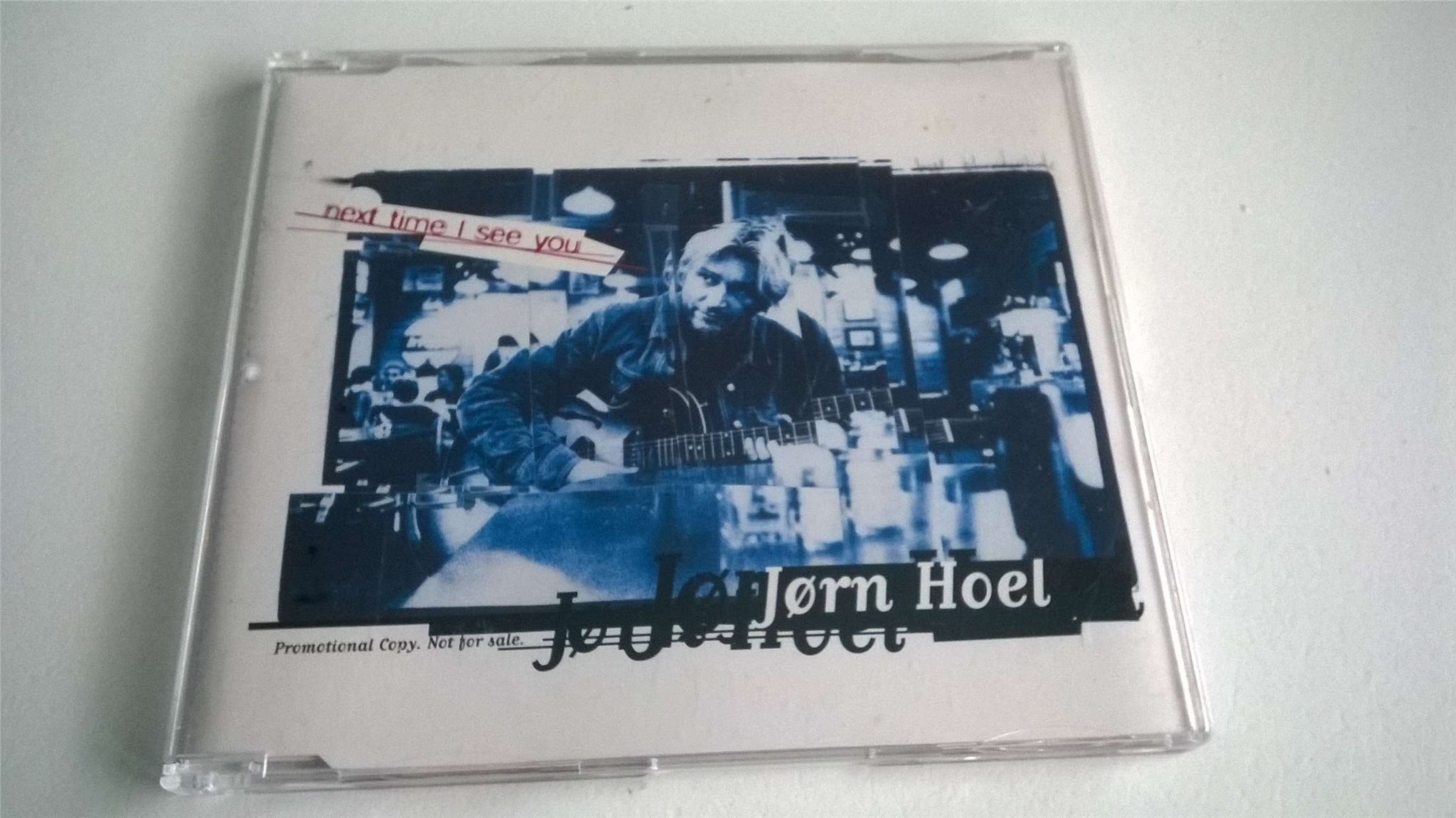 Jørn Hoel ?- Next Time I See You, CD