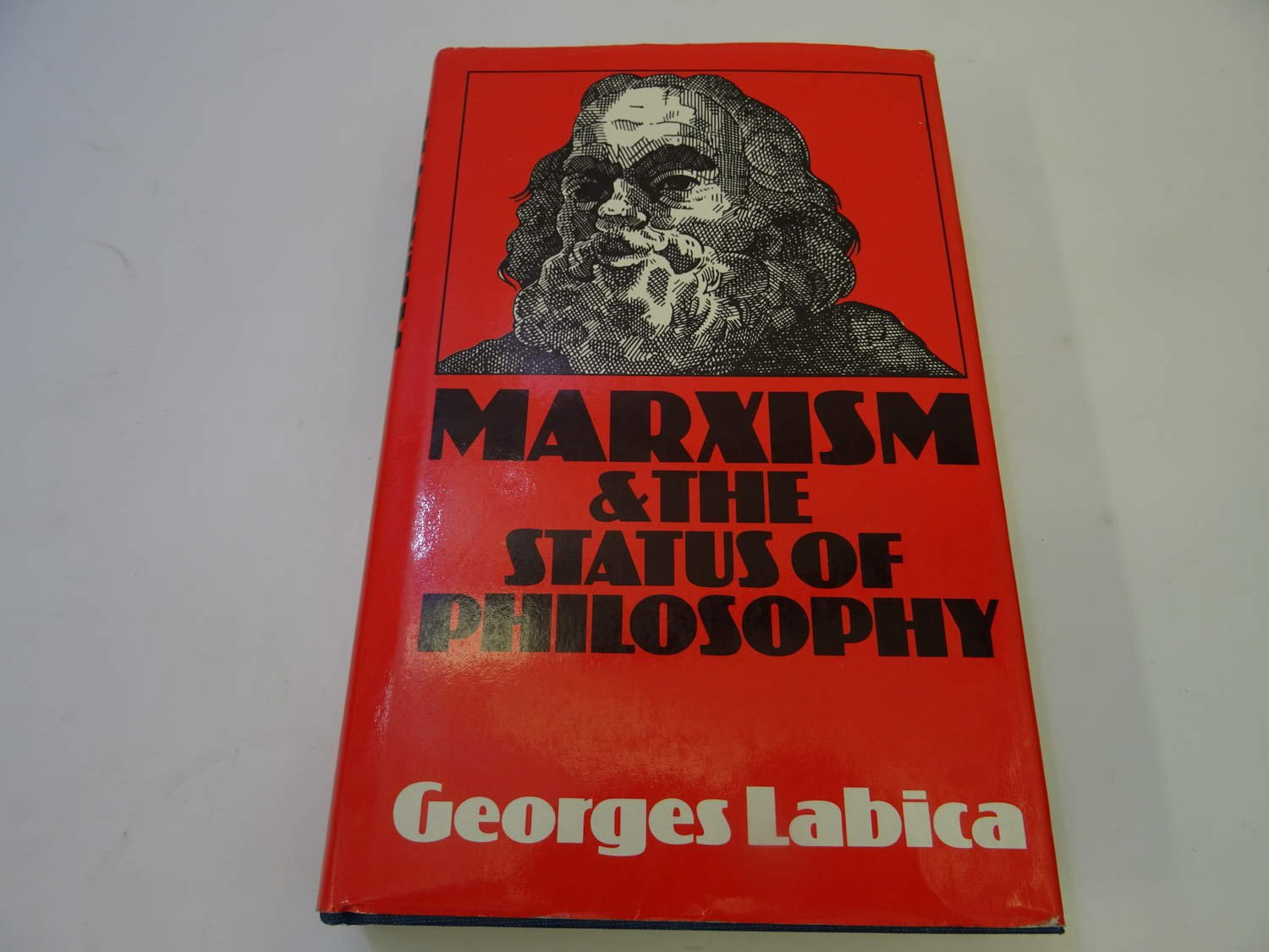 Marxism and the Status of Philosophy