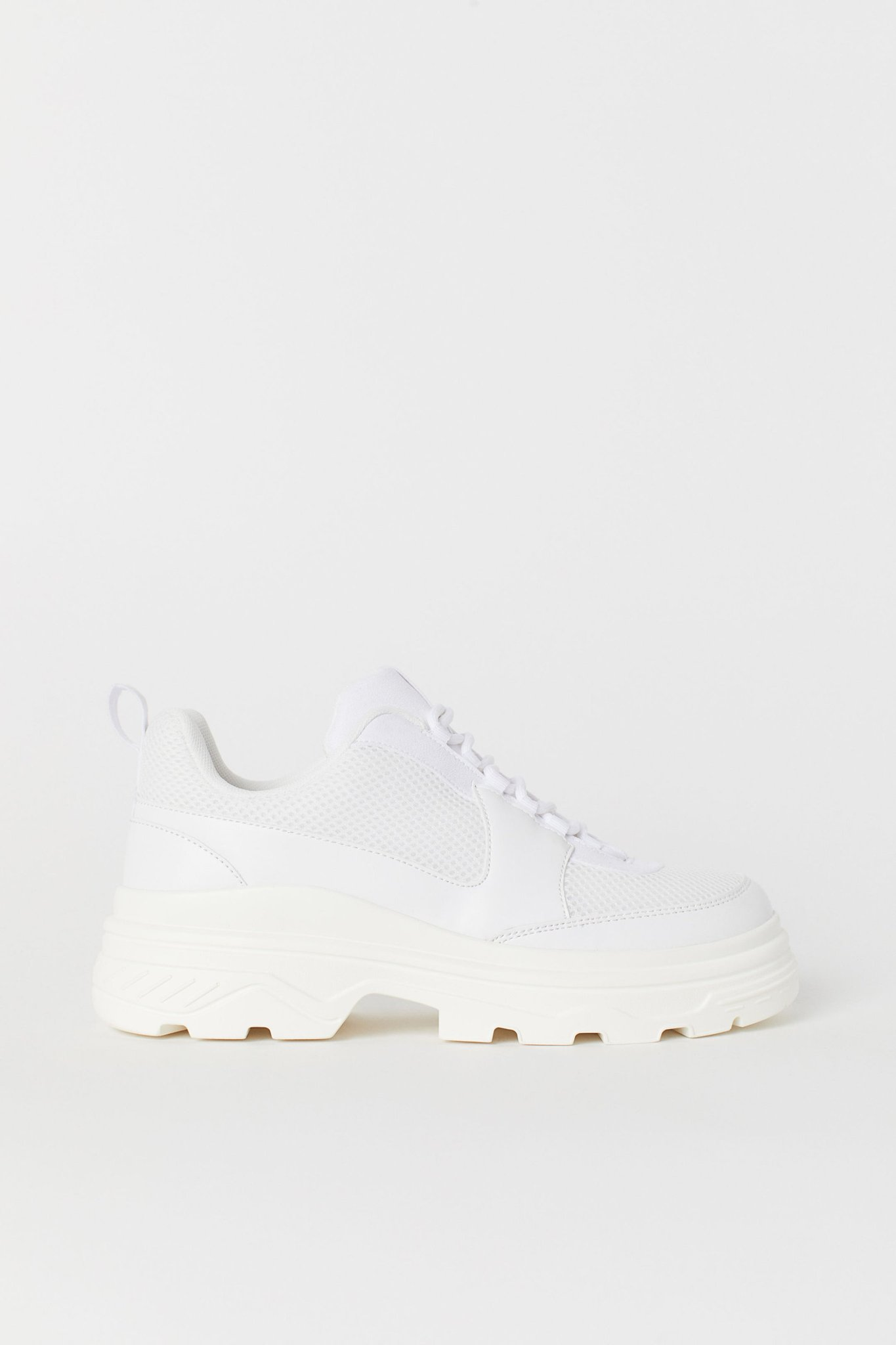 helt nya chunky sneakers h&m hm divided vita 38.. (360223766