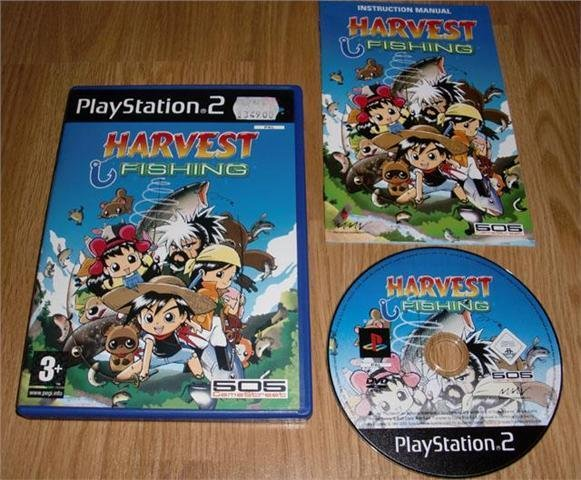 PS2: Harvest Fishing