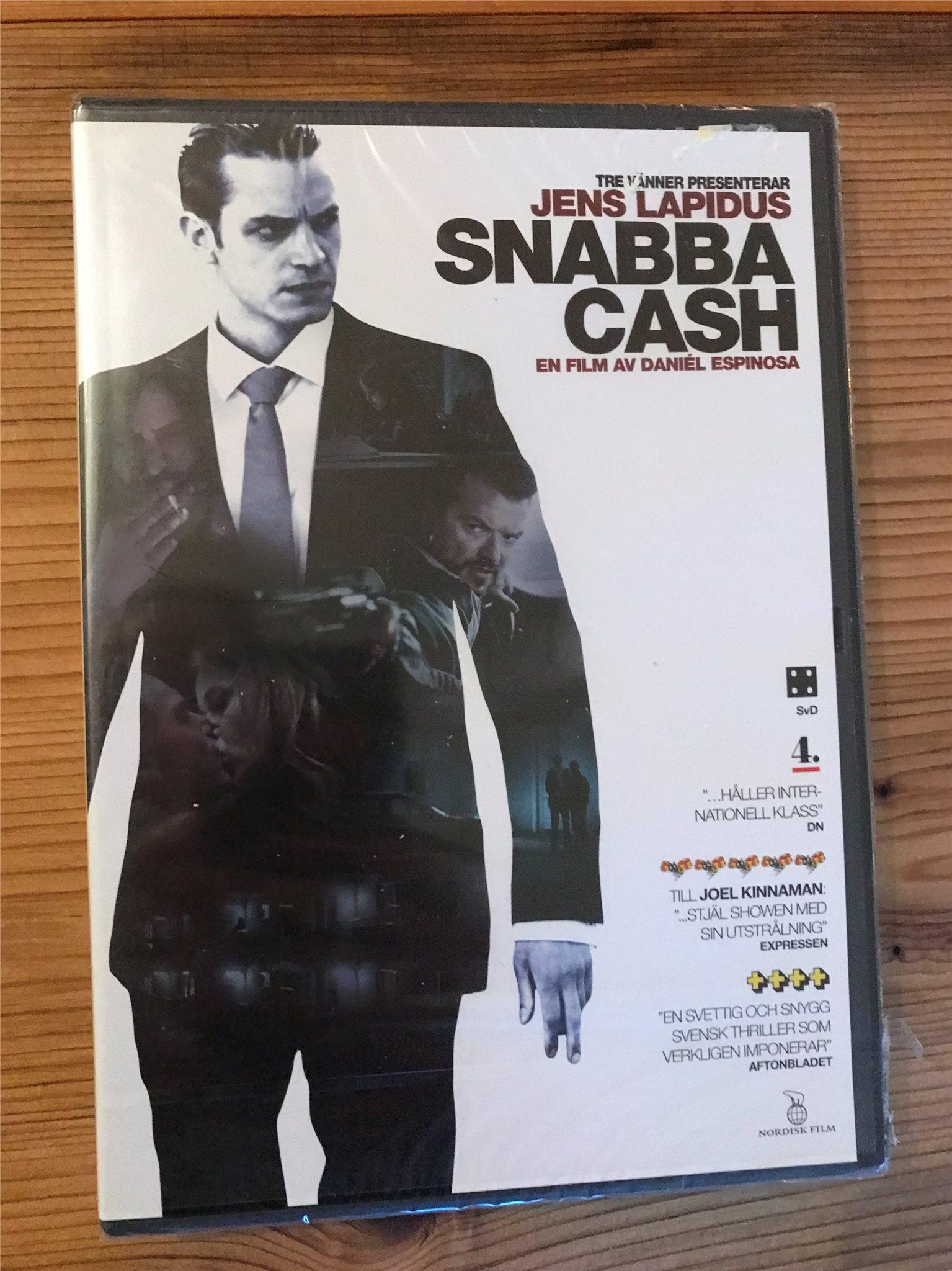 Svettig och snygg svensk thriller