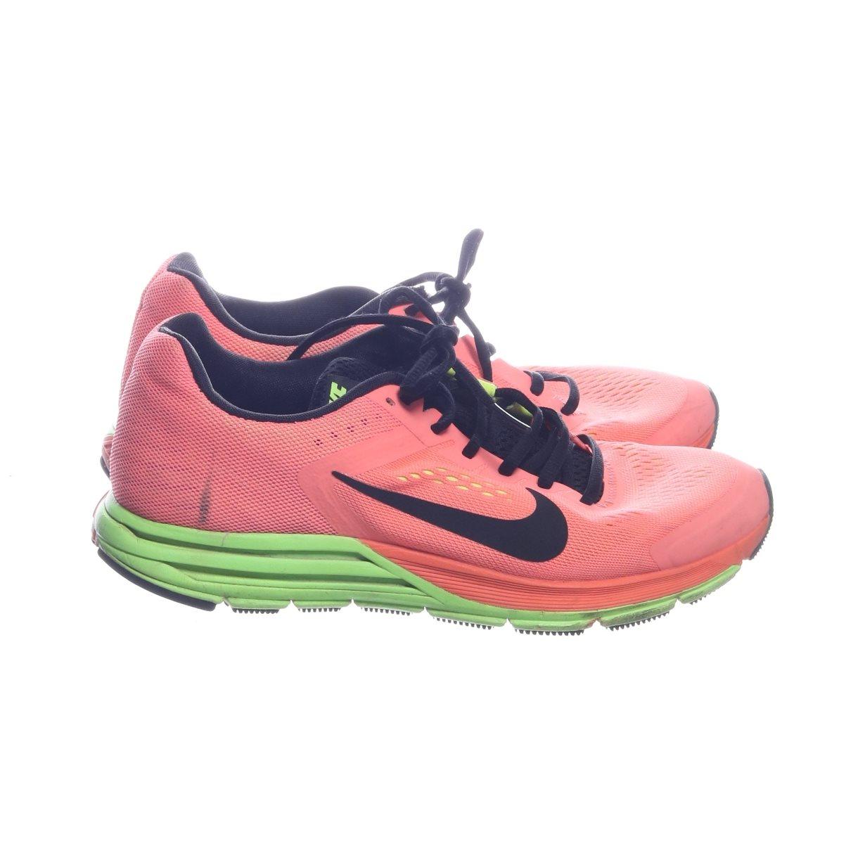 timeless design 75274 d3f5e Nike, Sneakers, Strl  41, STRUCTURE 17, Orange Grön, Polyester