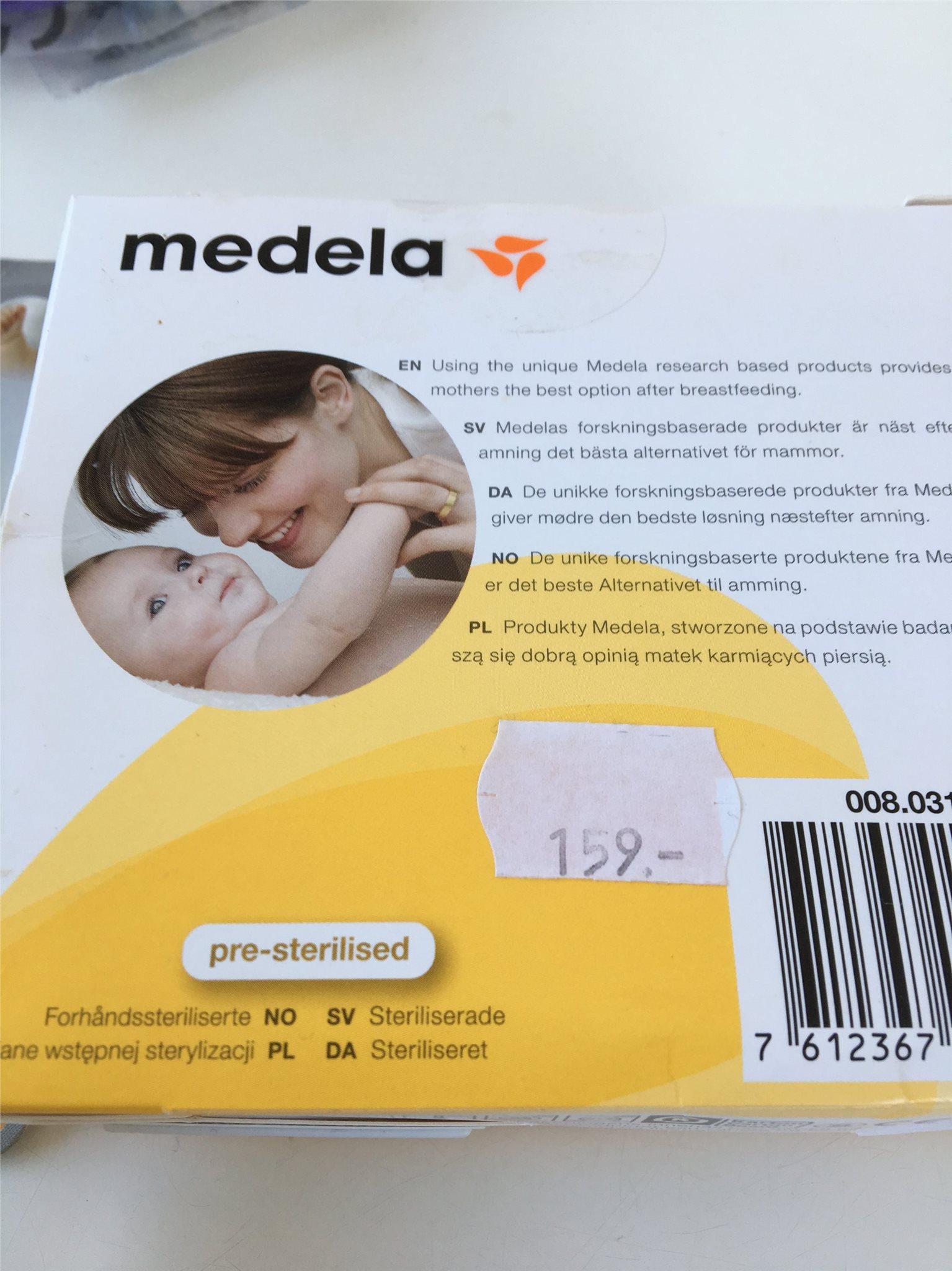Medela bröstmjölkspåsar fryspåsar (339132278) ᐈ Köp på Tradera 966766322dbb5