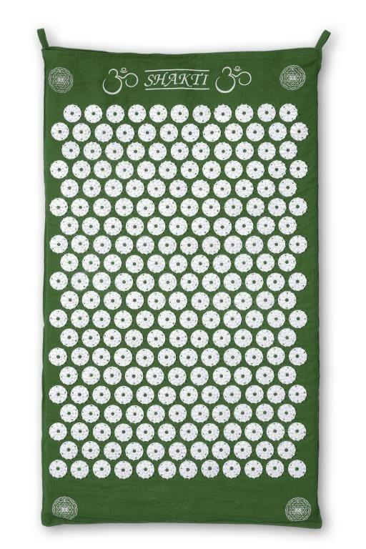 shakti spikmatta grön