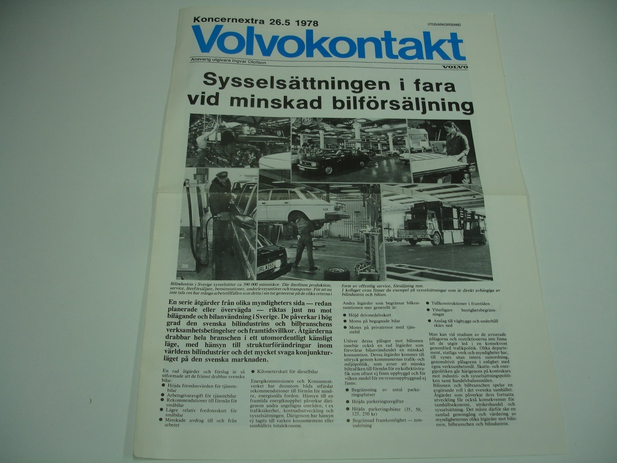förslag om dieselbilar