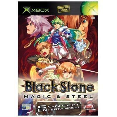 BLACK STONE - MAGIC & STEEL / BLACKSTONE (komplett) till Microsoft Xbox