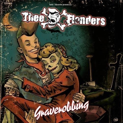 Thee Flanders - Graverobbing - CD + DVD