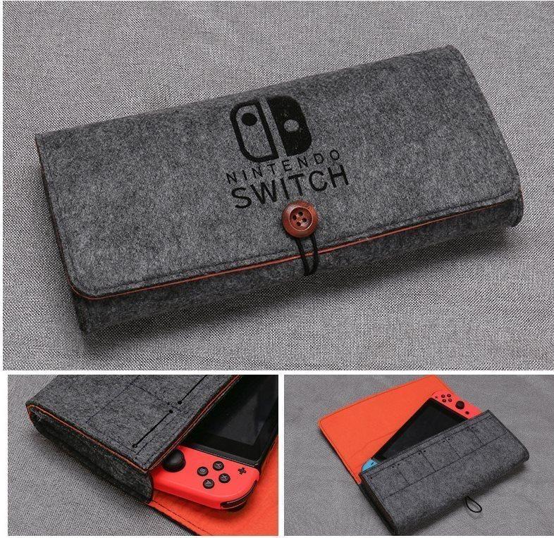 Ny mjuka Nintendo Switch Zelda case EVA väska (341181350) ᐈ Köp på ... 26f6d6cec2b62