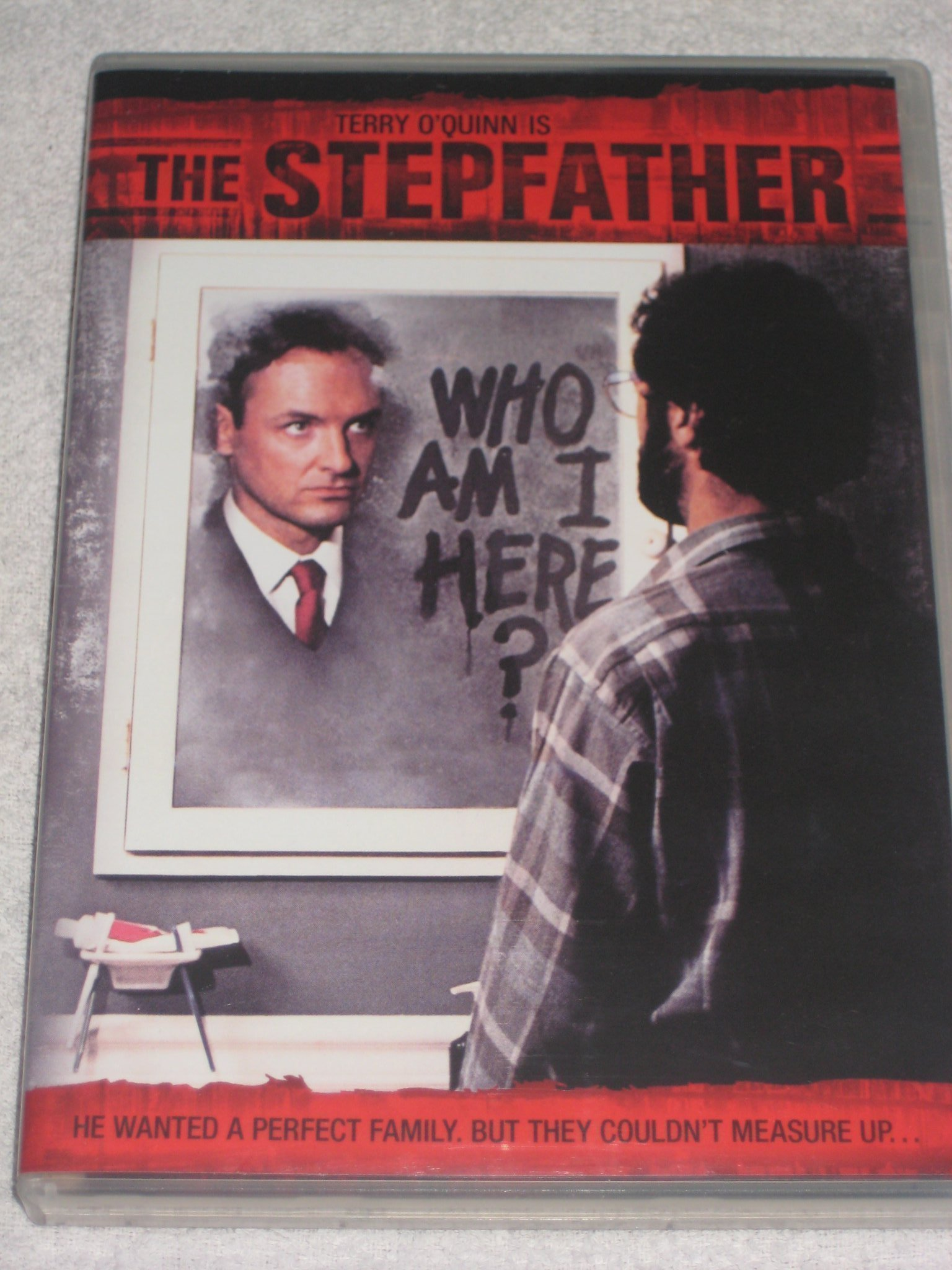 THE STEPFATHER (SHOUT FACTORY)