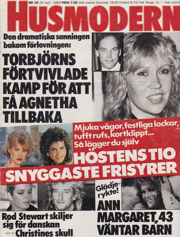Husmodern 1983-39 ABBA..Monica Zetterlund..Tor Isedal