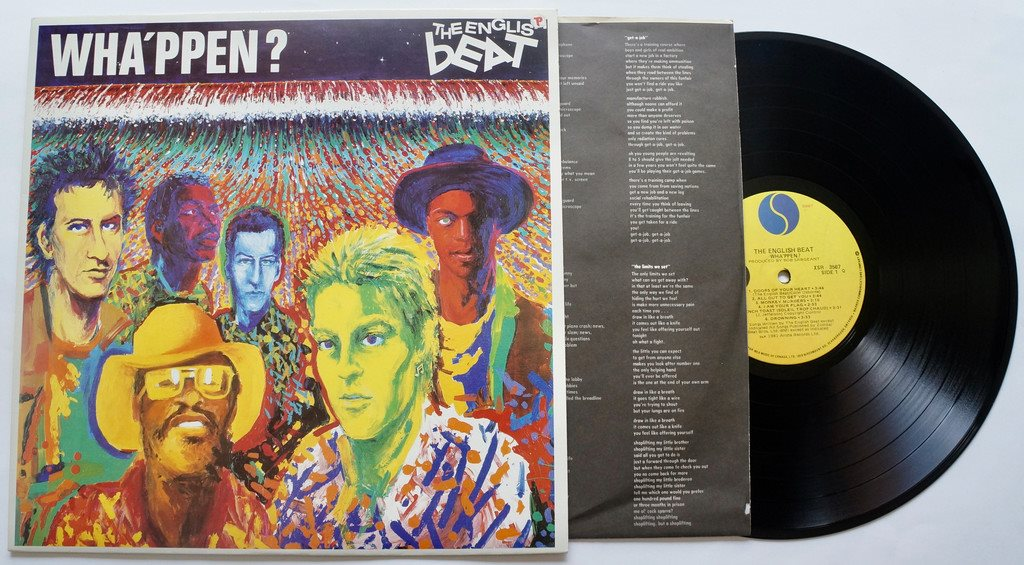 ** The English Beat ?– Wha'ppen **