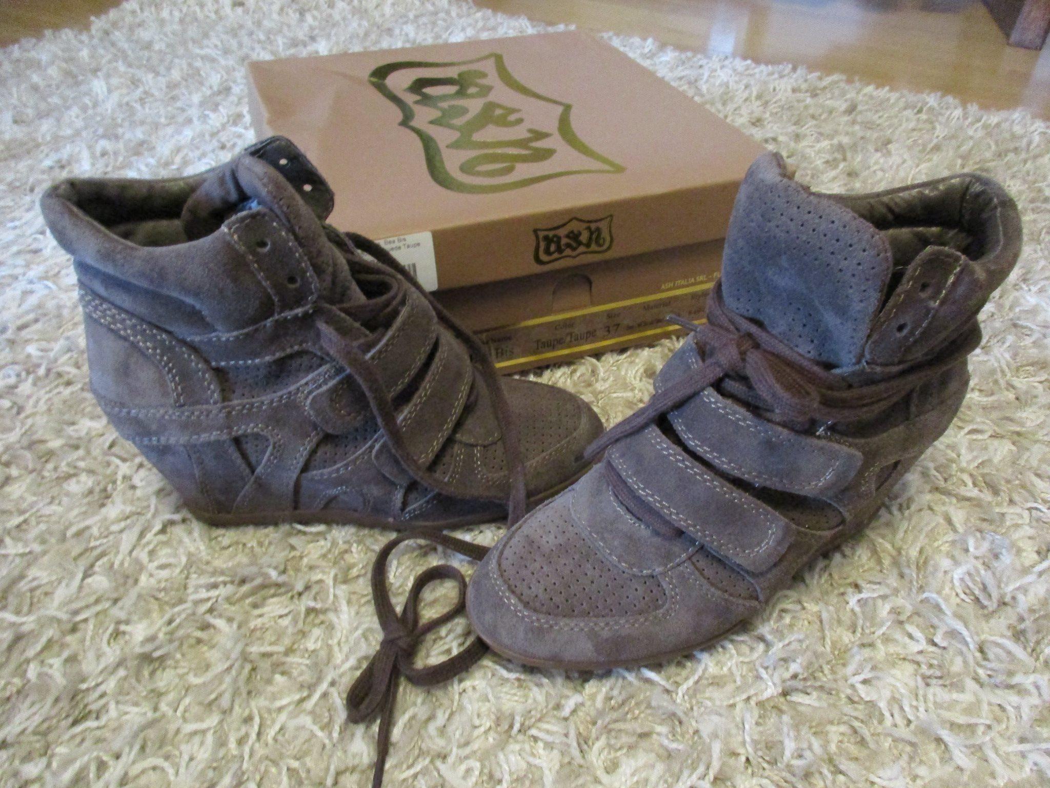 980ed6fd4a3 ASH sneakers Bea Bis storlek 37 som nya (343986220) ᐈ Köp på Tradera