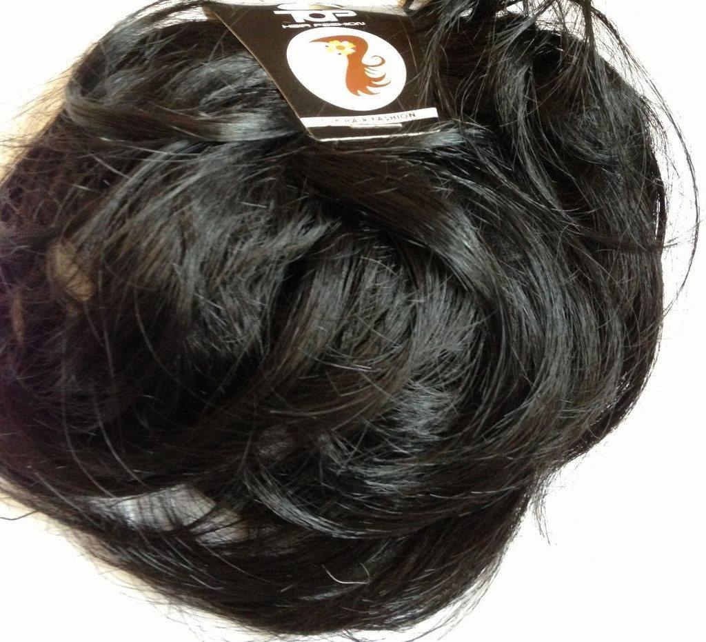 Hair Scrunchie Wrap Hairpiece Messy Bun Updo Ex 339167113 ᐈ Köp