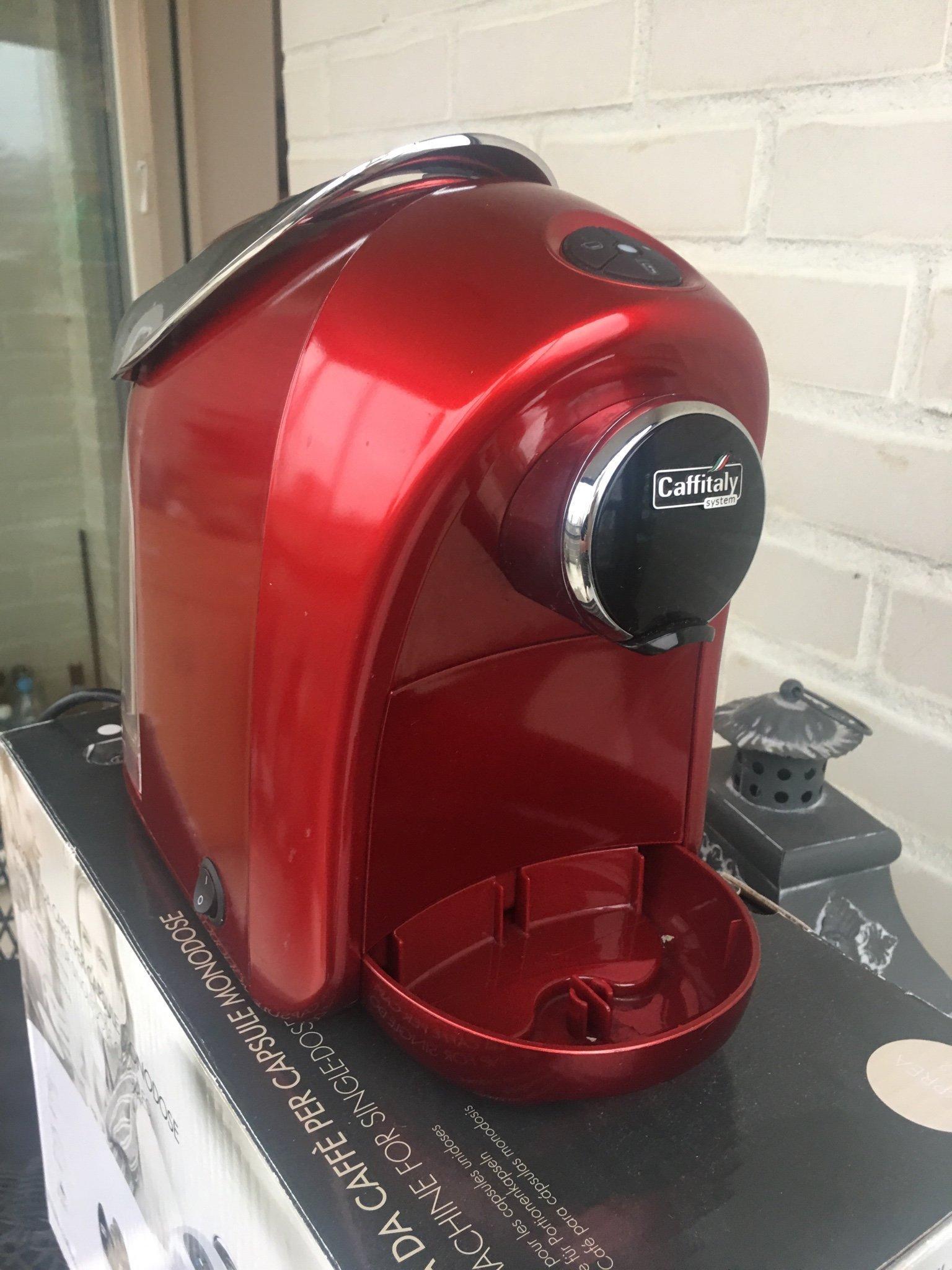 Kapsel maskin CAFFITALY