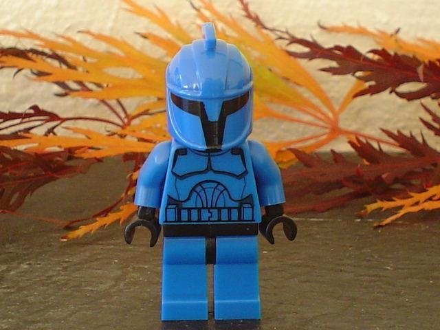 Senate Commando - Star Wars Lego Figur