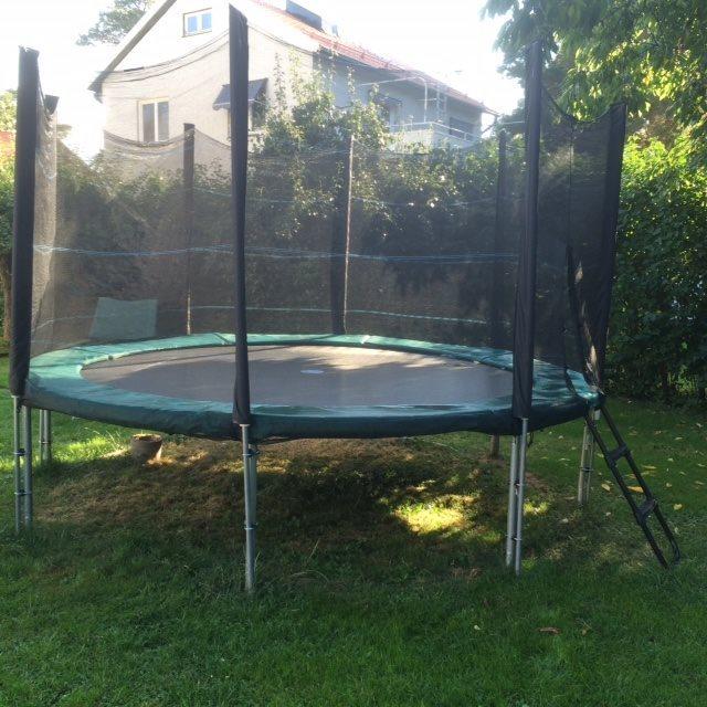begagnad studsmatta trampolinspecialisten