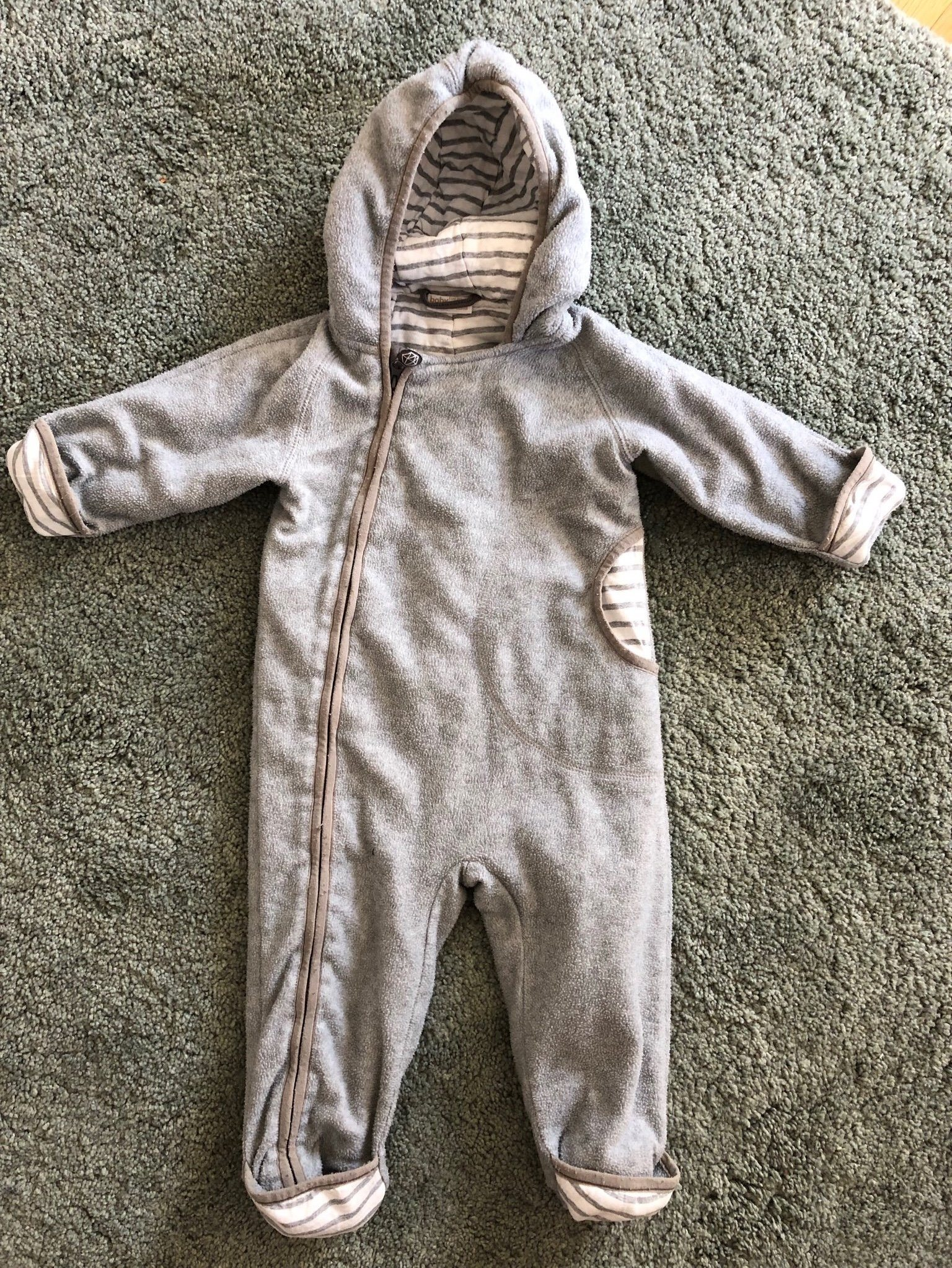 fleeceoverall baby lindex