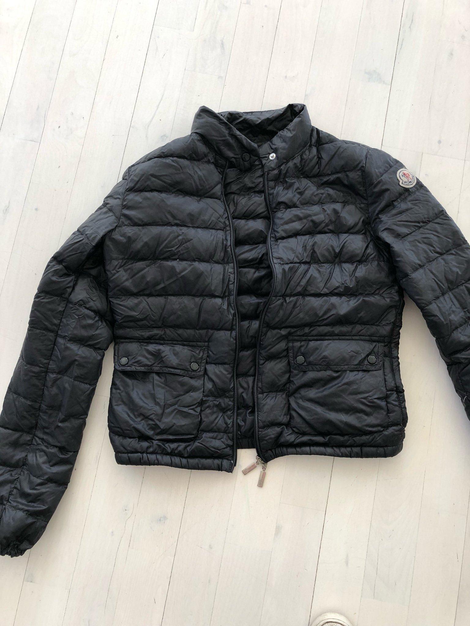 386946f04 Moncler Lans, storlek 1 (346623610) ᐈ Köp på Tradera