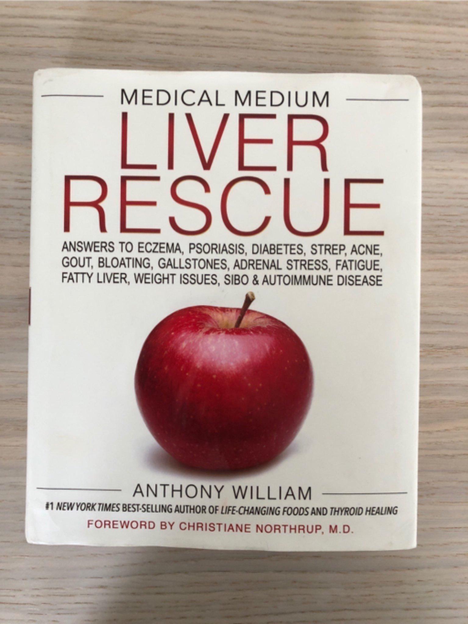 Liver rescue medical medium bok (354652375) ᐈ Köp på Tradera