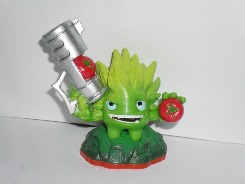 Skylanders Trap team MAXAD figur Food fight