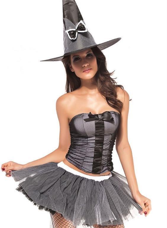 REA! 36 38 - Häxa Witch Wicca Sabrina mask.. (239035245) ᐈ Dozan på ... 268918f876ccf