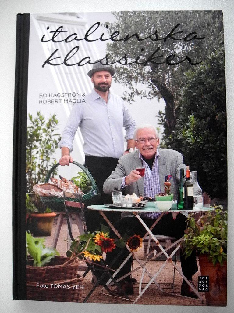 ITALIENSKA KLASSIKER Bo Hagström & Robert Maglia 2011