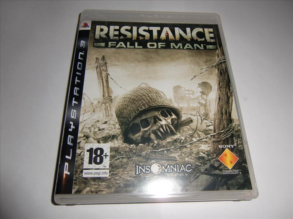 Resistance fall of man NORDIC