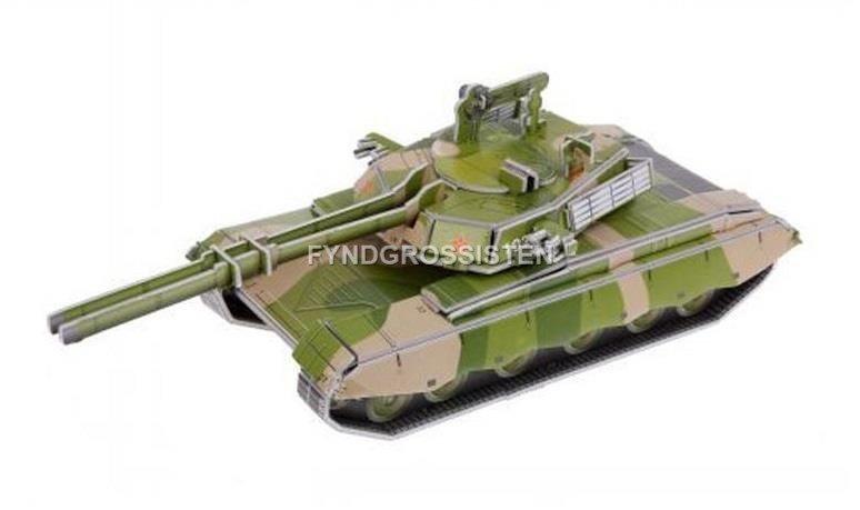 3D Pussel DIY Leksak Leksak Leksak - Pansarvagn Fri Frakt Ny a45774