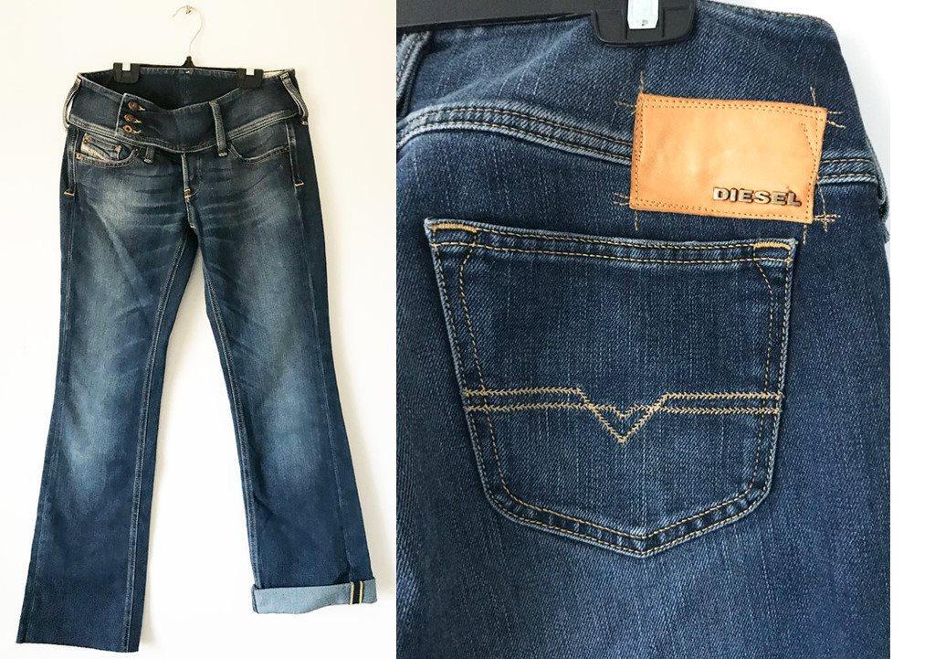 Diesel fri frakt bootcut jeans blå b.. (295626988) ᐈ Tuvstarr2nd på ... d23faa4f4aa4e