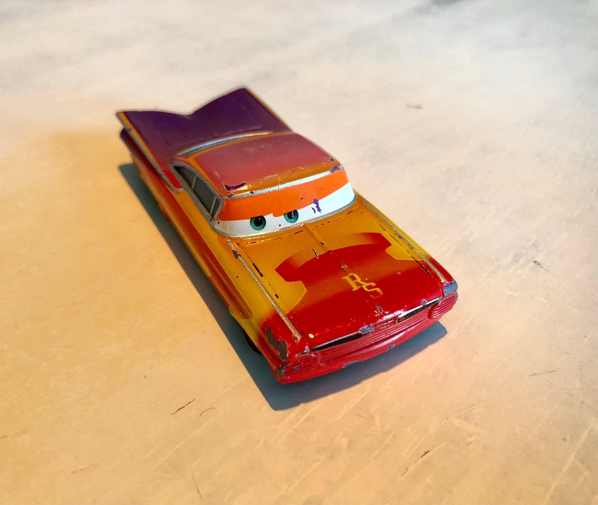 Disney Bilar 2 Radiator Springs Ramone - Metall.. (338169512) ᐈ Köp ... 361b15136924d