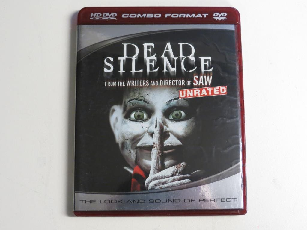 DEAD SILENCE: UNRATED (HD DVD) Amber Valletta