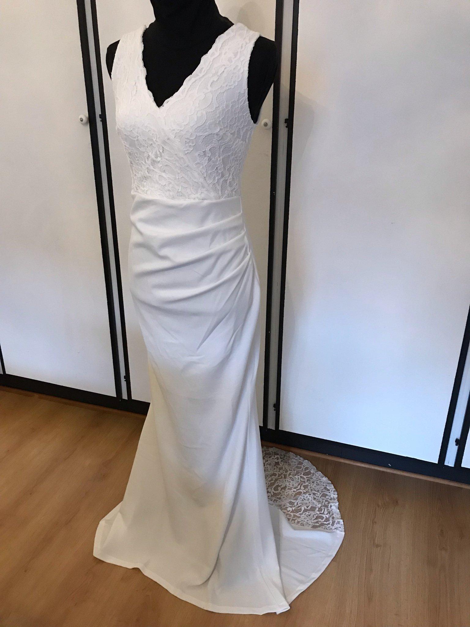 f7f1380d5cc2 Helt ny! Brudklänning / Bröllopsklänning / Bröl.. (346143647) ᐈ Köp ...
