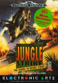 Jungle Strike (Ej Bok) (Beg)