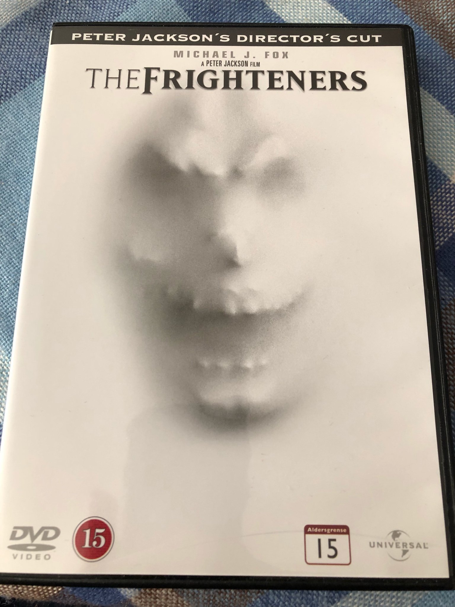 The Frighteners (Michael J. Fox) Director's Cut. Dvd