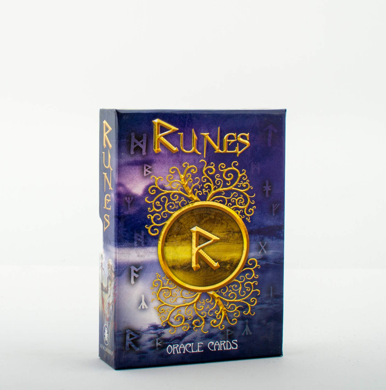 Runes Oracle Cards 9788865272091