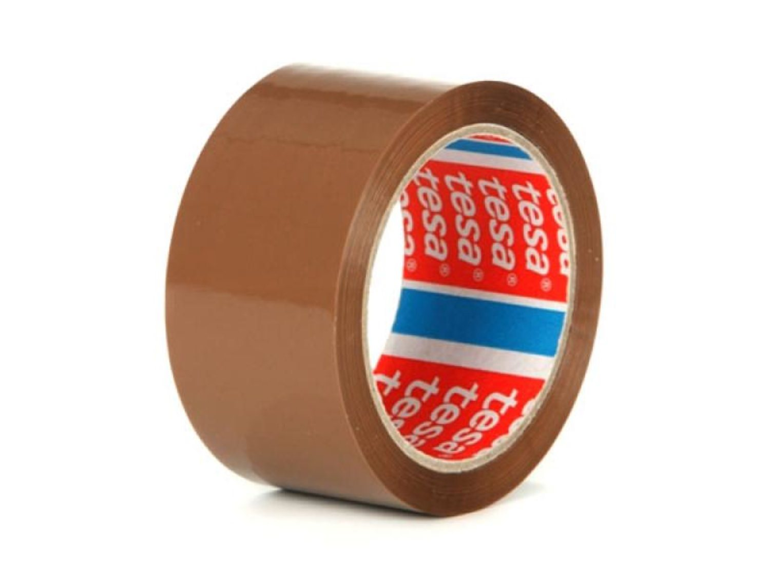 TESA Tape PP 50mm/66 meter (04195 brun)