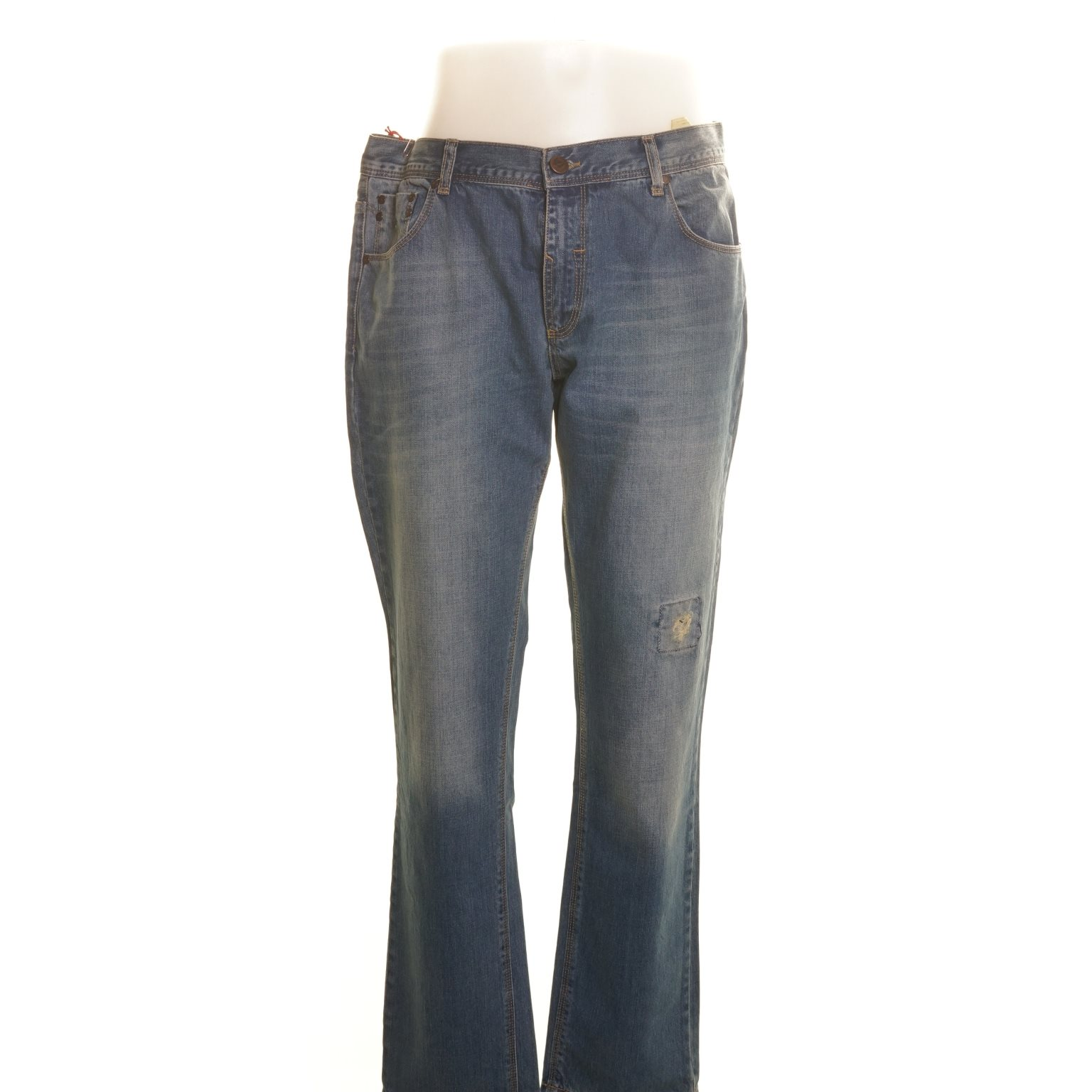 Giorgio Di Mare, Jeans, Strl: 38/34, Blå