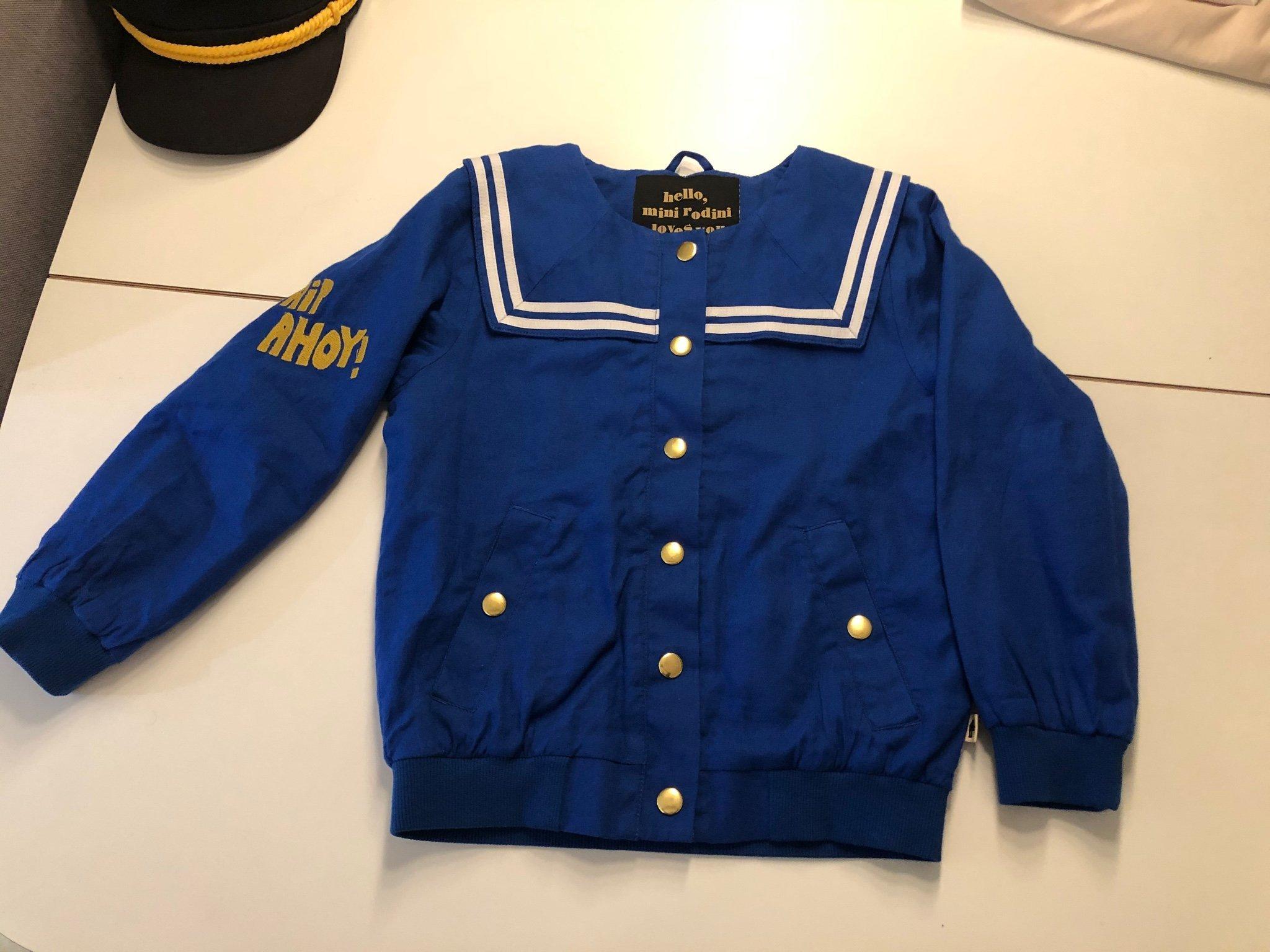 Mini rodini sailor jacka stl 116122 (423461968) ᐈ Köp på