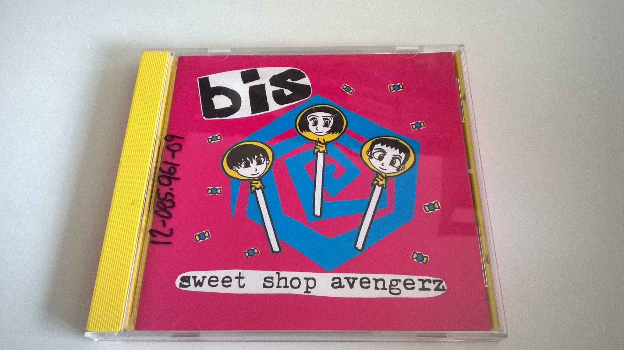 Bis - Sweet Shop Avengerz, CD