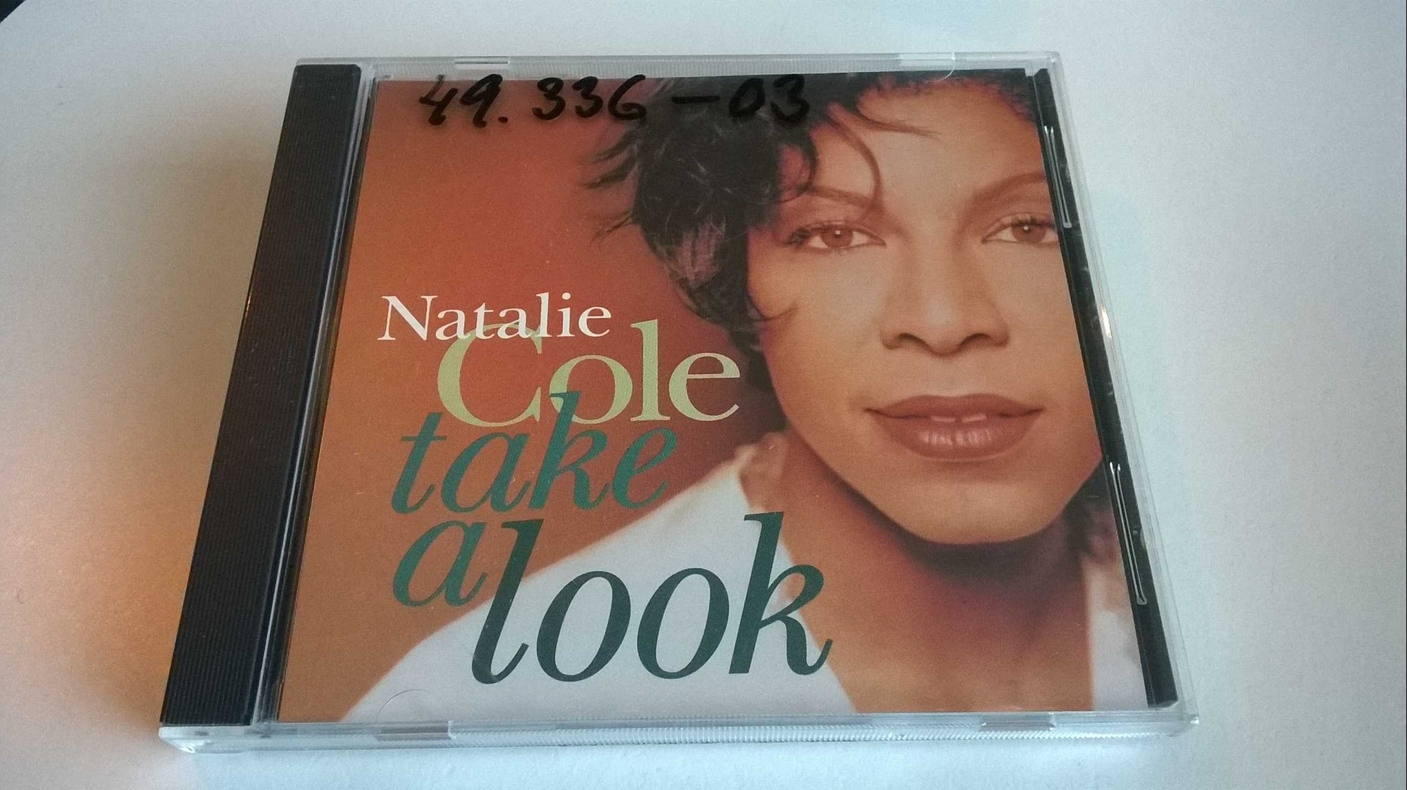 Natalie Cole ?- Take A Look, CD