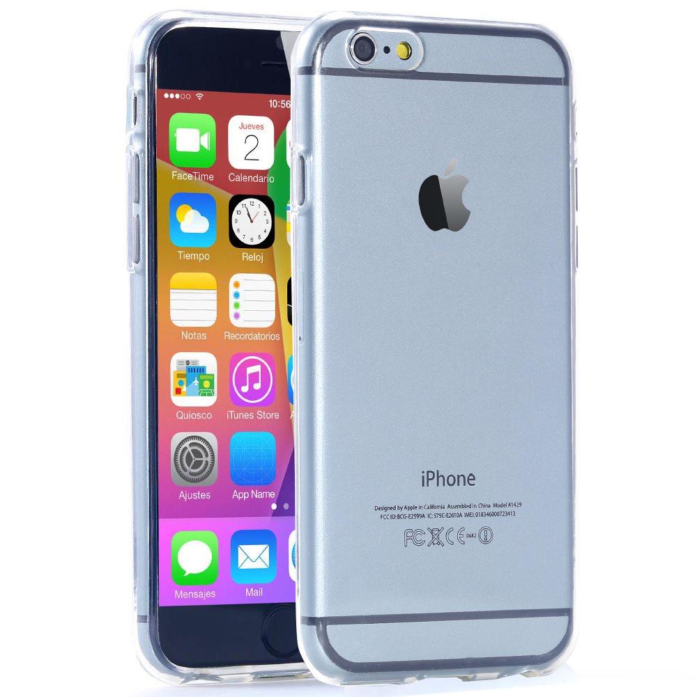 Iphone 6 6S Plus - Skal -Transp.. (301870781) ᐈ Billigamobilskal på ... a9f7d03a9524b