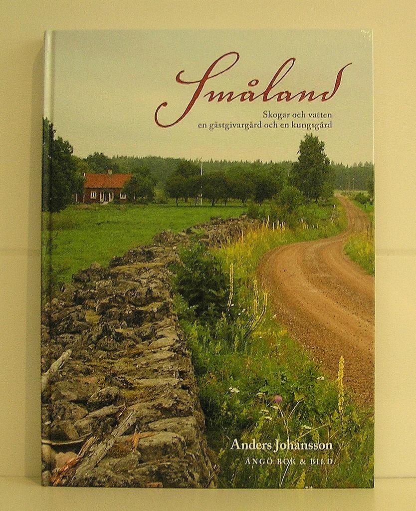 Johansson Anders : Småland, skogar och och och vatten... cd5558