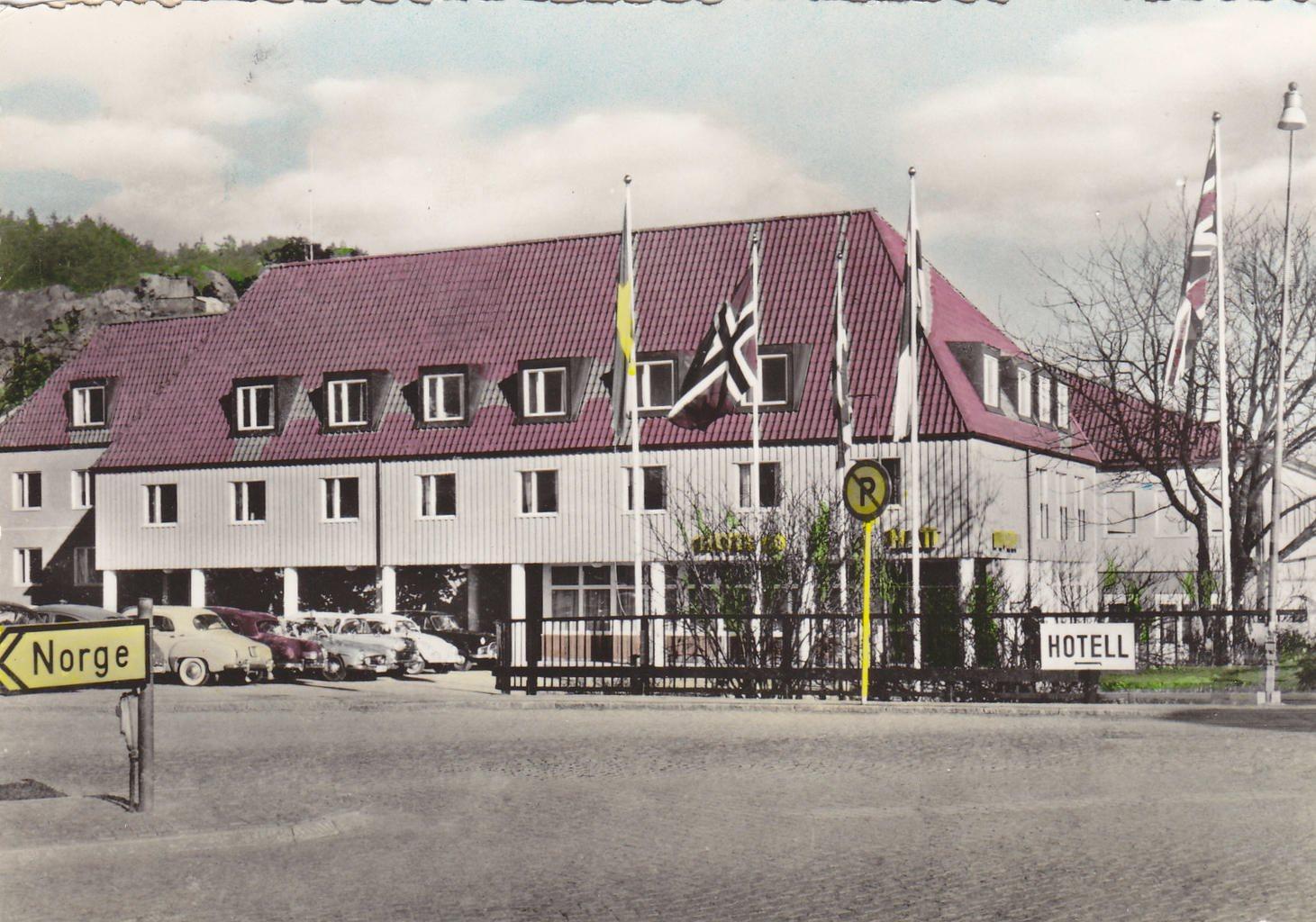 Kungälv. Hotell Fars Hatt. (265779757) ᐈ Köp på Tradera 08da74c47b698